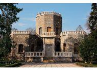 Zamek Hasdeu w Rumunii