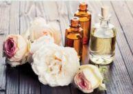 Kadzidłowy olejek do masażu biustu