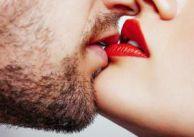 Jaki pocałunek, taki kochanek!