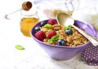 Dla Koziorożca - granola pełna zdrowia