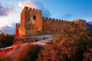 Kim są duchy z kreteńskiego zamku Frangokastello?