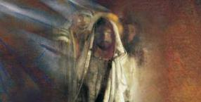 Heinrich Pfeiffer, Jezus z Nazaretu, chusta z Manoppello