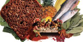 Jezus Chrystus, odchudzanie, co jadł Jezus, Don Colbert, diety