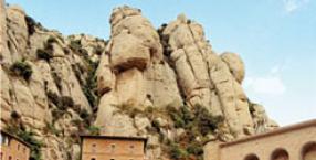 Montserrat, Czarna Madonna, Święty Graal
