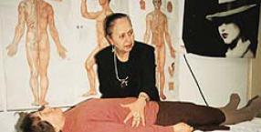 choroby, bioterapia, reumatyzm, uzdrawianie, wizualizacja, twardzina, Walentyna Sazontiewa