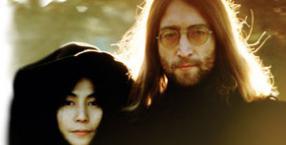 John Lennon, Mark Chapman, Yoko Ono