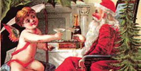 prezenty, Boże Narodzenie, św. Mikołaj, renifery, Rudolf