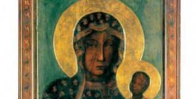 Czarna Madonna, obraz, Matka Boska Częstochowska
