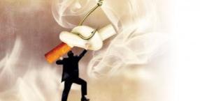 mózg, papierosy, nałóg, nikotyna, palenie, uzależnienie