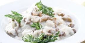 przepisy, grzyby, kuchnia włoska, risotto