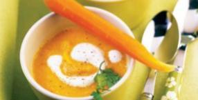 przepisy, zupy, magiczna kuchnia, marchew