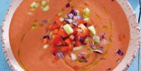 zupy, magiczna kuchnia, chłodniki, gazpacho