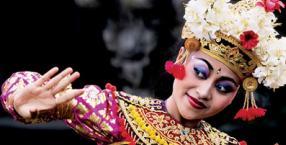 demony, religie, taniec, Indonezja, moc, Bali, barong