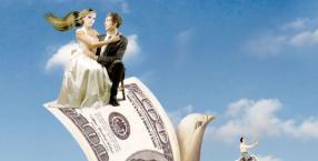 pieniądze, związki, finanse