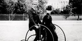 wynalazki, rower, odkrycia, rolki