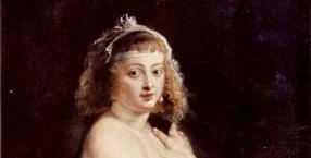 malarstwo, miłość, obraz, związki, Peter Paul Rubensm Helena Fourment