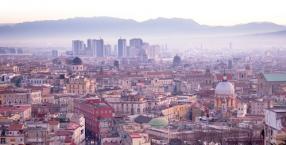 muzyka, taniec, Neapol, Włochy, podróże, mafia, pizza, Wezewiusz