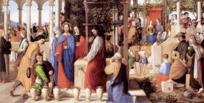 malarstwo, alkohol, wino, opowieści biblijne, cud, Noe, Holoferenes, Judyta