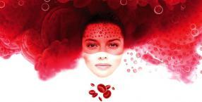 krew, charakter, grupa krwi, wróżba,
