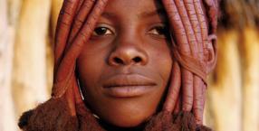 uroda, Afryka, moda, cera, Czarny Ląd, podróż, Kazimierz Pytko, Himba, Namibia, Herero