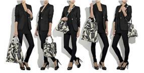 moda, biznes, ubiór, Donna Karan, ubranie, DKNY, styl, kobieta sukcesu