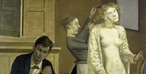 Balthus, Balthasar Klossowski de Rola, Antoinette de Watteville, Bébé, malarstwo, obraz