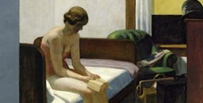 malarstwo, sztuka, Monika Małkowska, Edward Hopper, Josephine Nivison-Hopper