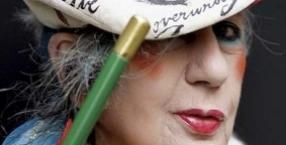 fotografia, moda, styl życia, ikony, ubiór, styl, Vogue, Anna Piaggi