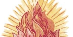 ogień, feng shui, chodzenie po ogniu, dom, ognisko domowe, agnihotra, płomienie, ognisko, Dominika Dominiak