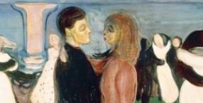 obraz, sztuka, Dagny, historia jednego obrazu, Edward Munch, Edvard Munch, Taniec życia, Tulla