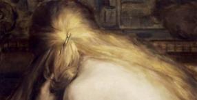 włosy, fryzura, piękno, symbol, język symboli, boskość, czupryna
