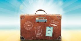 wakacje, zioła, urlop, podróż, amulet, amulet na podróż, apteczka