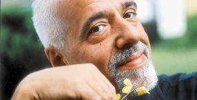 Paulo Coelho, fot. Agencja Gazeta