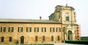 Na stosach pod opactwem Lucedio spalono mnichów, których inkwizycja zdemaskowała jako czcicieli szatana