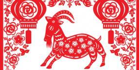 Chiński nowy rok: Rok Kozy