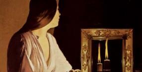 Magiczne przedmioty: świeca