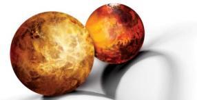 Wenus, planety, Mars, miłość, związek, kobieta i mężczyzna, problemy w związku, toksyczne związki