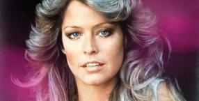 Farrah Fawcett była ikoną seksu na przełomie lat 70. i 80. XX wieku