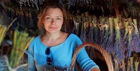 Lawendowa pani: Joanna Posoch