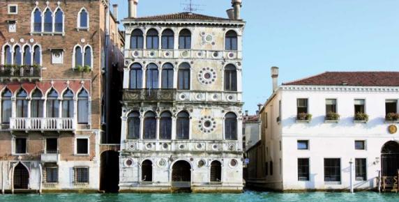 Pałacyk Ca'Dario w Wenecji nad Canale Grande – przedwczesna śmierć dotknęła 13 kolejnych jego właścicieli