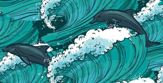 Zwierzę mocy: delfin