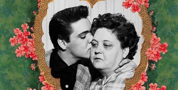 Elvis Presley miłość do matki