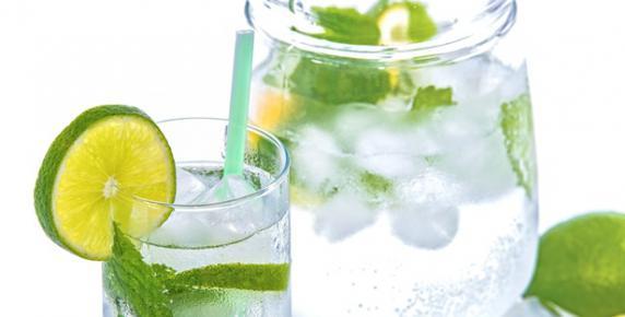 Pij wodę, nie lej wody