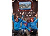 Łopacińscy w Ushuai, mieście, które wielu uważa za koniec świata