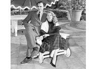 Książę Ali Chan i amerykańska aktorka Rita Hayworth