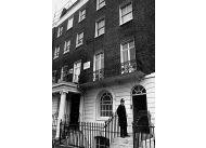 46 Lower Belgrave Street, Londyn. Dom, w którym zginęła Sandra Rivett