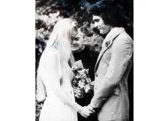 Lisa Niemi i Patrick Swayze pobrali się w 1975 roku w Houston. On miał 23 lata, ona zaledwie 19.