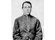 Jennie Irene Hodgers jako Albert D.J. Cashier, 1864 r.