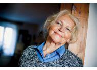 Teresa Bancewicz - najstarsza autostopowiczka w Polsce