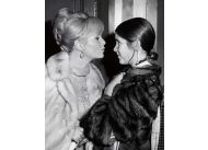 Debbie Reynolds i Carrie Fisher
